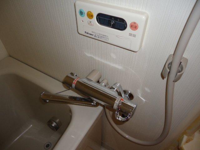 リビエール 202号室の風呂
