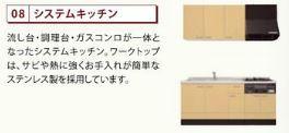 フローラ小石川 203号室のキッチン