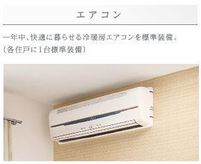 フローラ小石川 208号室の設備