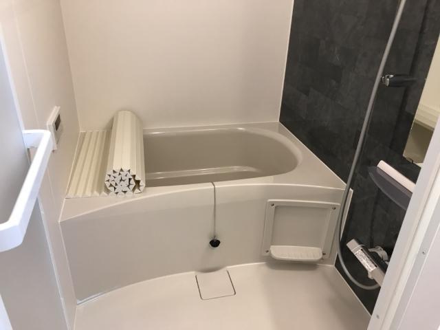 フローラ小石川 406号室の風呂