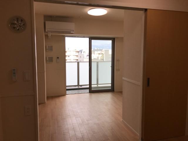 フローラ小石川 406号室のベッドルーム