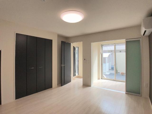 新作新築アパート 101号室の景色