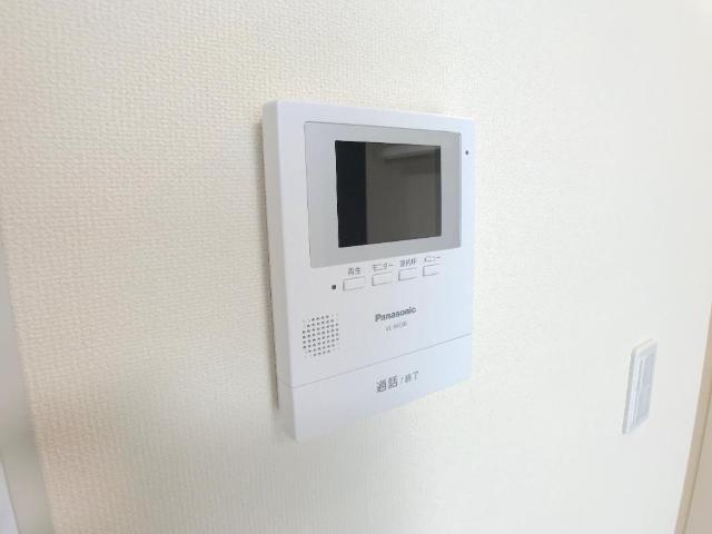 新作新築アパート 105号室のセキュリティ