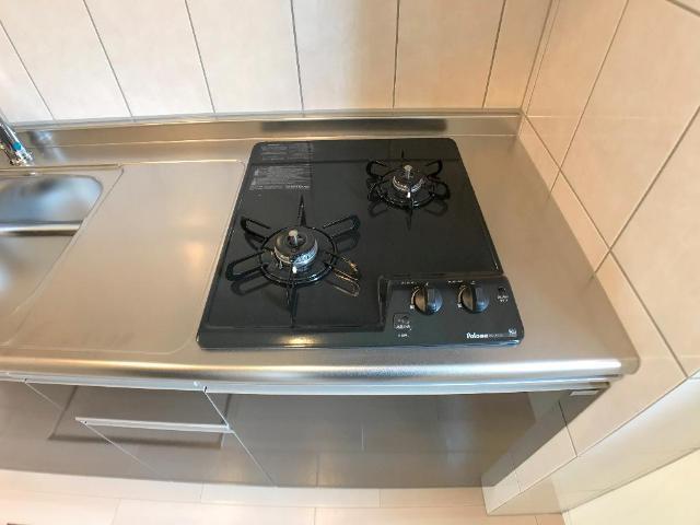 新作新築アパート 105号室のキッチン