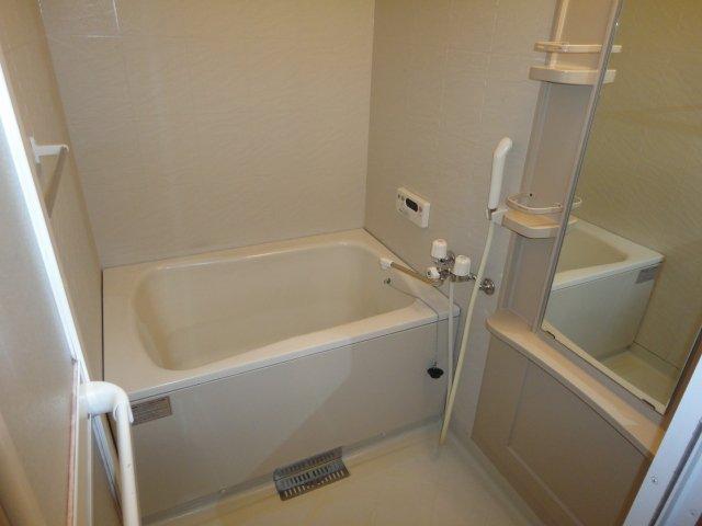 ディアコーポSUZUKI 201号室の風呂