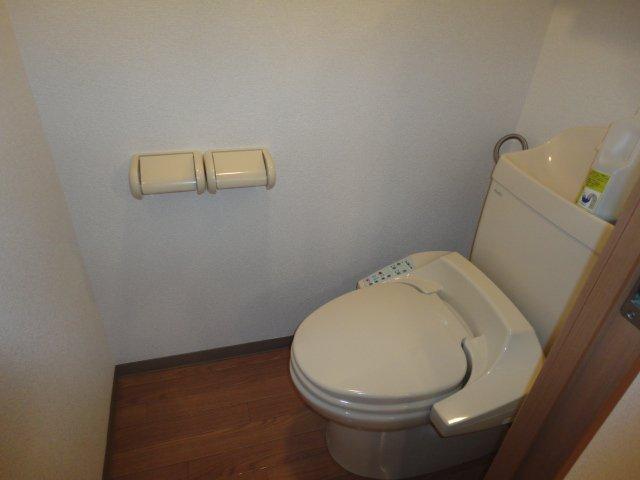 ディアコーポSUZUKI 201号室のトイレ