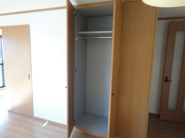 ディアコーポSUZUKI 201号室の収納