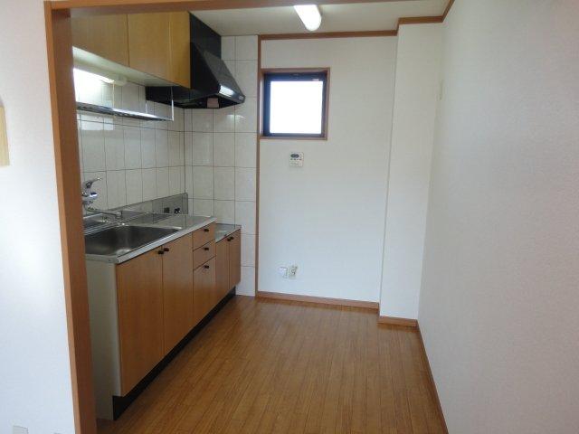 ディアコーポSUZUKI 201号室のキッチン