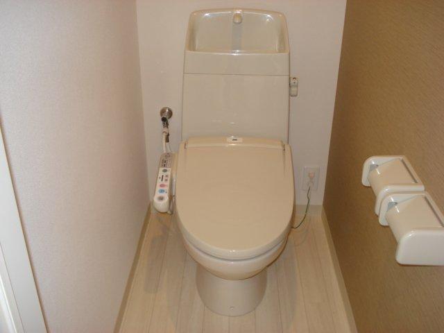 Sun Terraceゆめみ野 101号室のトイレ