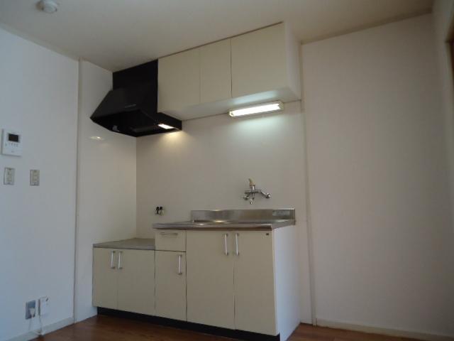 サンコーポ 00103号室のキッチン