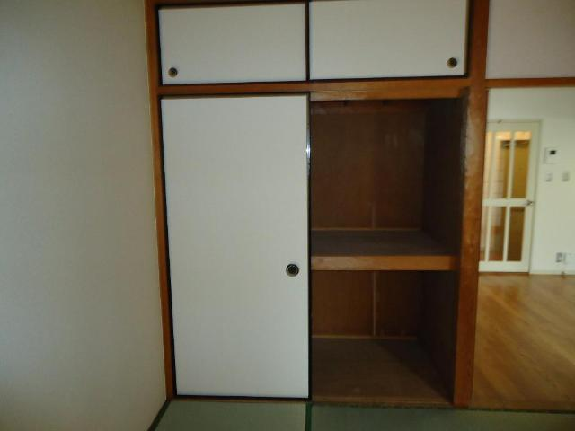 サンコーポ 00103号室の収納