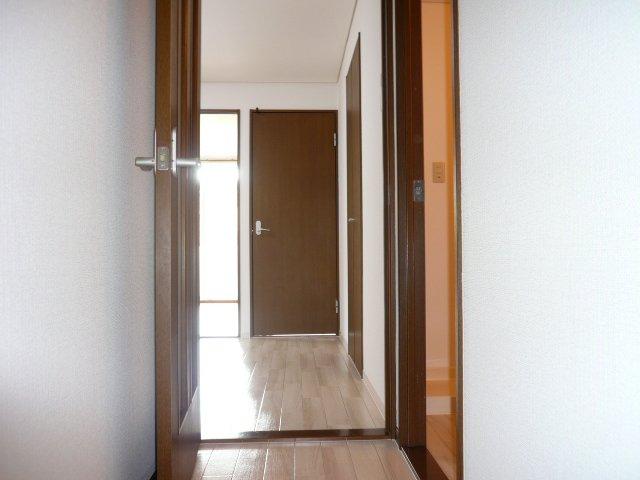 プロニティ杉山Ⅱ 101号室の玄関