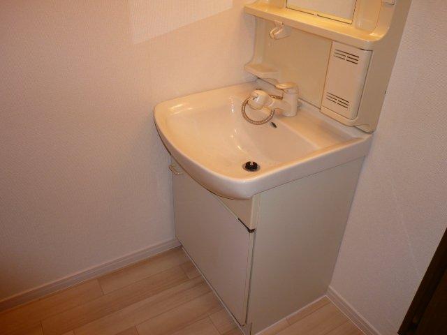 プロニティ杉山Ⅱ 101号室の洗面所