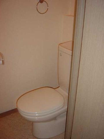 グリーンフィールド作野ヶ丘 201号室のトイレ