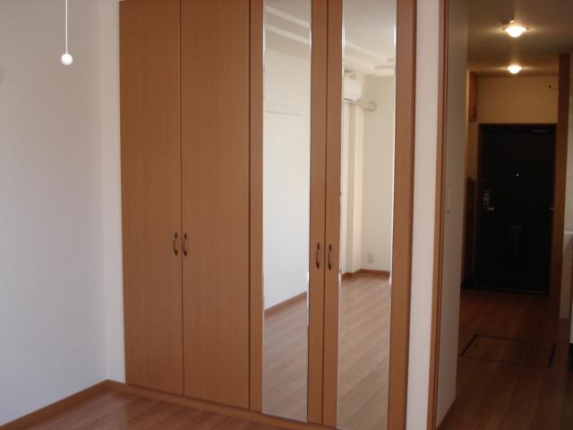 プロニティー 202号室の収納
