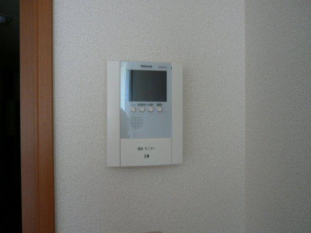 プロニティー 202号室のセキュリティ