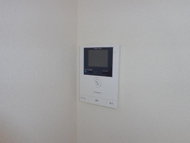 リベルタS 202号室のセキュリティ