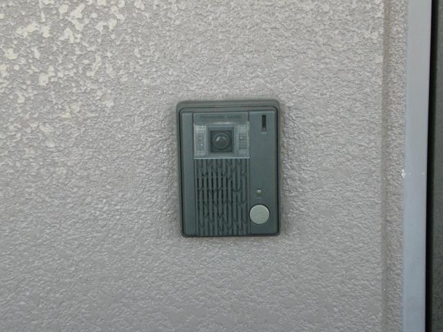 サン・ビレッジM 202号室のエントランス