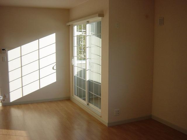 ヴィル・グラシュー・アン 101号室の景色