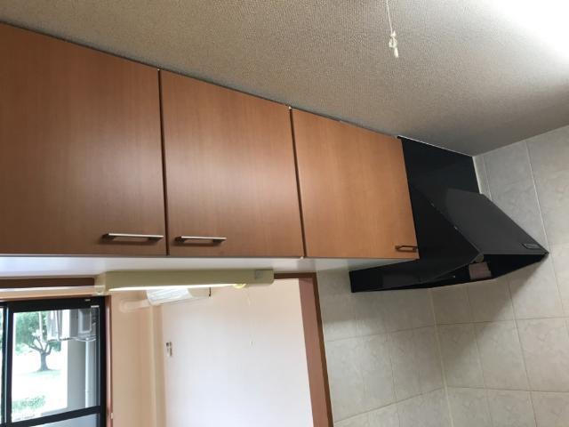 パークサイド U 102号室のキッチン