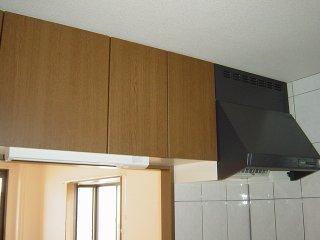 ウィング富士A 302号室のキッチン