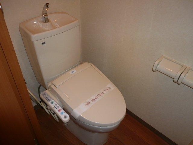 グランピュア 103号室のトイレ