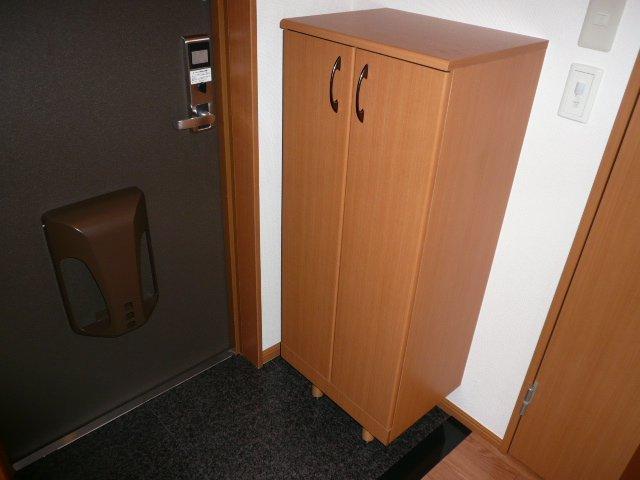 グランピュア 103号室の収納