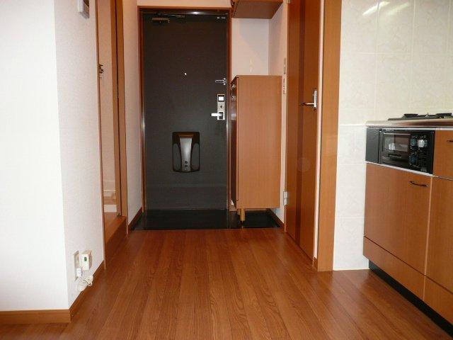 グランピュア 103号室のキッチン