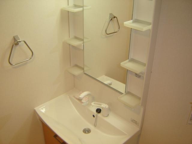 ツー・ライト志段味 201号室の洗面所