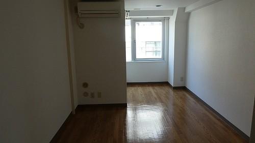 ライオンズマンション関内第5 505号室のリビング