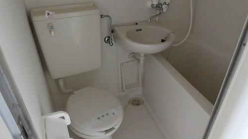 ライオンズマンション関内第5 505号室のトイレ