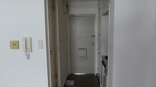 ライオンズマンション関内第5 505号室のバルコニー