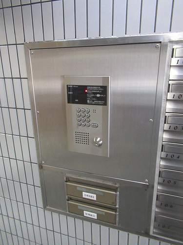 ライオンズマンション小岩第5 216号室のセキュリティ