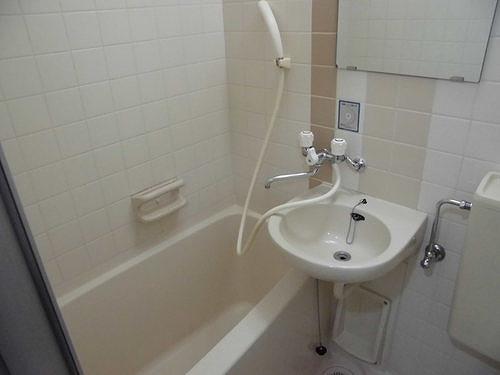 ライオンズマンション小岩第5 216号室の風呂