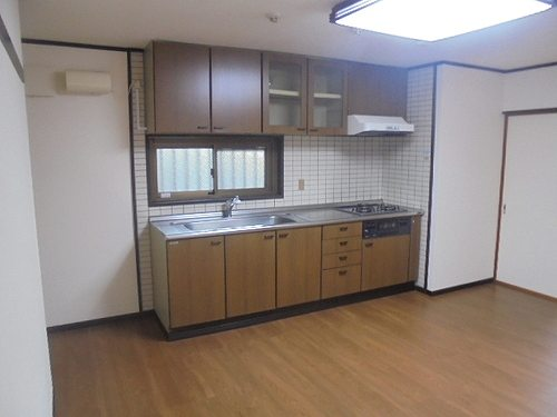 ライオンズプラザ宇栄原 103号室のキッチン