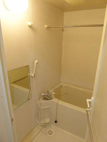 レクシオシティ王子神谷 502号室の風呂
