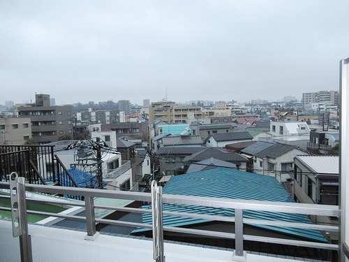 レクシオシティ王子神谷 502号室の景色