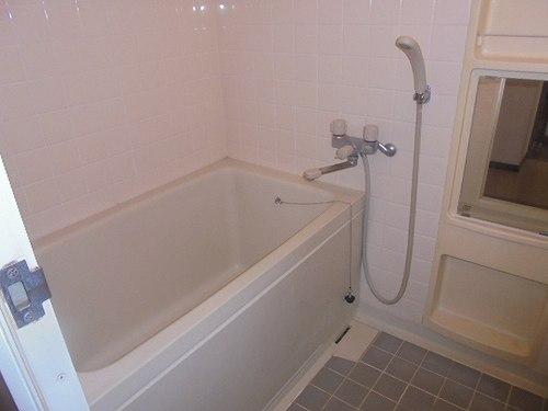 レクセル五反野 104号室の風呂