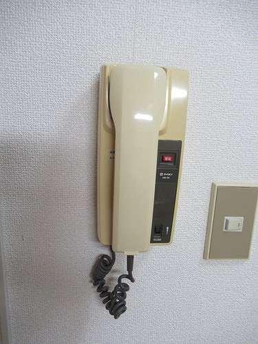 ライオンズマンション五反野 206号室のセキュリティ