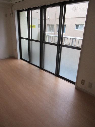 ライオンズマンション五反野 206号室のベッドルーム