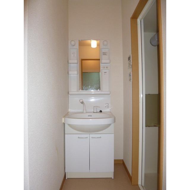 アムール 本郷台 204号室の洗面所