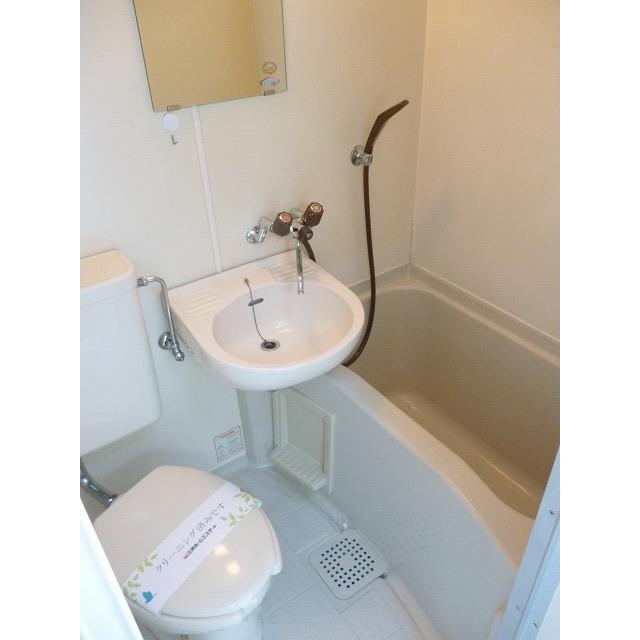 エンジェルハイツ26番館 101号室の風呂