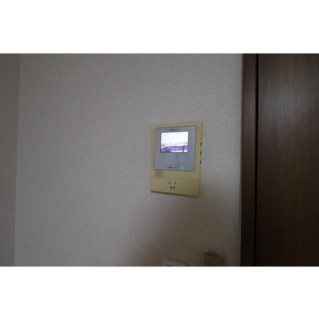 アンプルール リーブルK・Yヒルズ 201号室のセキュリティ