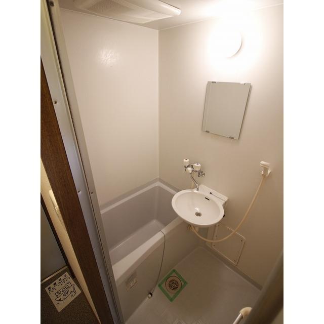 アムール YABE 202号室の風呂