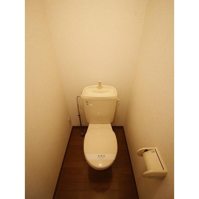 アムール YABE 202号室のトイレ