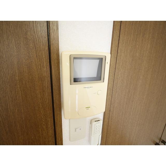 アムール YABE 202号室のセキュリティ