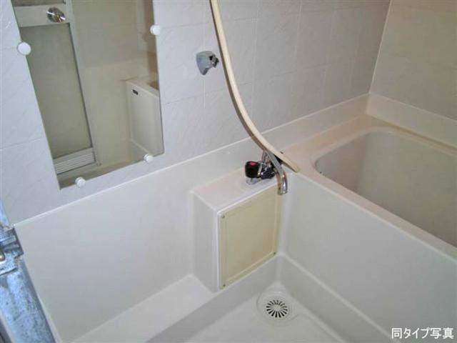 グランドール武戸野 0601号室の風呂