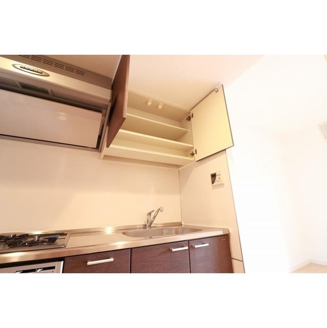 プラース千代田富士見 706号室の洗面所