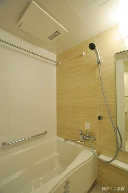 パークフロント淡路町 0503号室の風呂