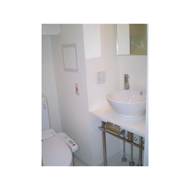 コンフォリア春日富坂 0610号室のトイレ